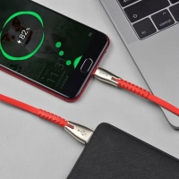 Кабель Hoco U58 Core Micro Usb black