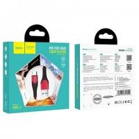 Кабель Hoco U80 Cool silicone for Type-C