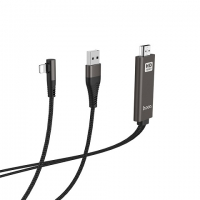 Кабель Hoco UA14 Lightning to HDMI