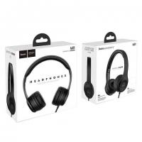 Наушники Hoco W21 Graceful charm wire control