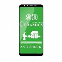Защитное стекло Ceramic Xiaomi Mi 6X/A2 Black