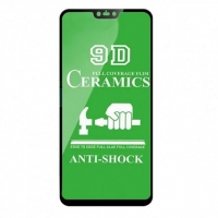 Защитное стекло Ceramic Xiaomi Mi 8 Lite Black