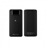 Повербанк power bank Hoco UPB05 LCD 10000 mAh Black