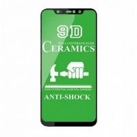 Защитное стекло Ceramic Xiaomi Redmi Note 6 Pro Black