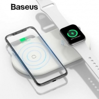 БЗУ BASEUS Smart 2in1 Wireless Charger 10W Type-C