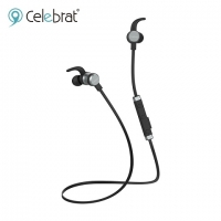 Наушники Bluetooth CELEBRAT A10 grey
