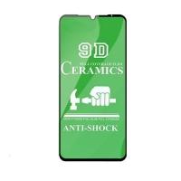 Защитное стекло Ceramic Xiaomi Mi 10 Lite Black