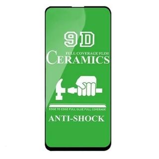 Защитное стекло Ceramic Samsung A51/M31s Black