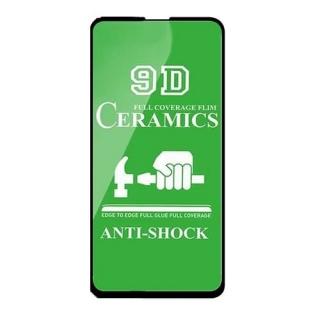 Защитное стекло Ceramic Samsung S10e Black